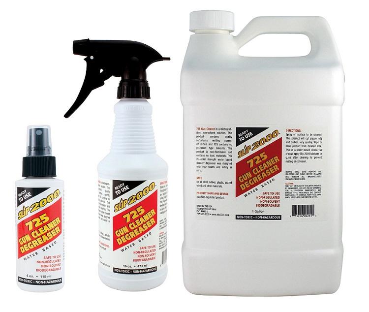 725 Gun Cleaner - EMF Company