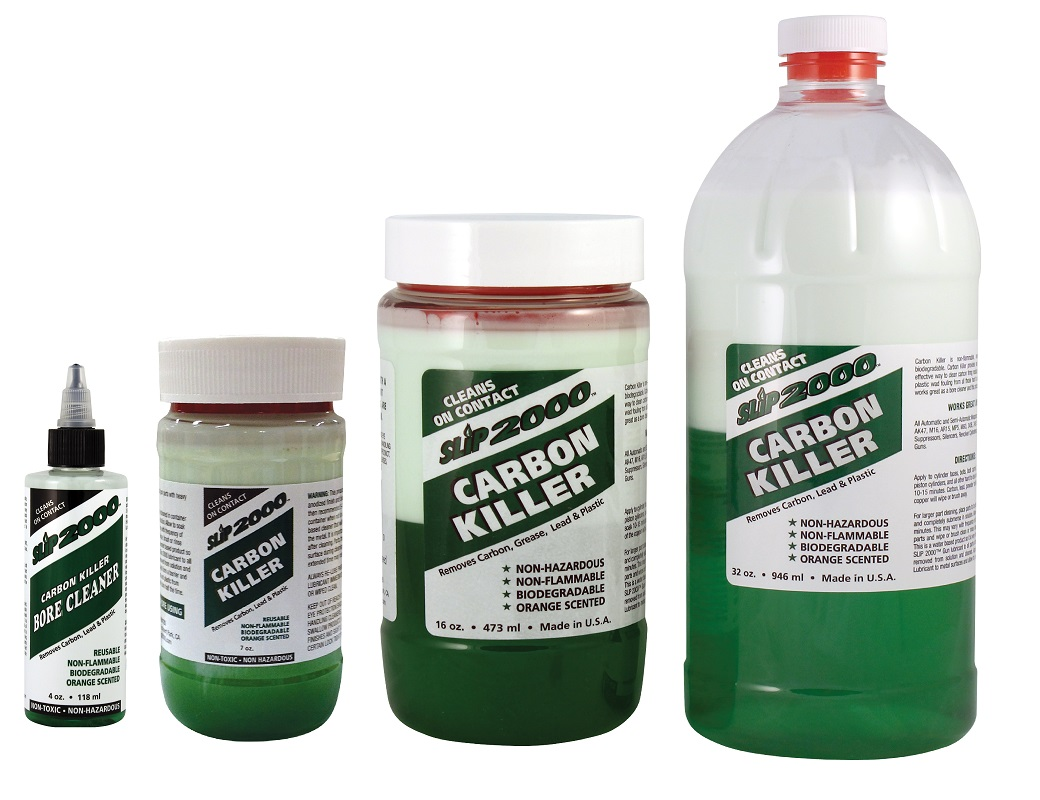 Carbon Killer Bore Cleaner - EMF Company