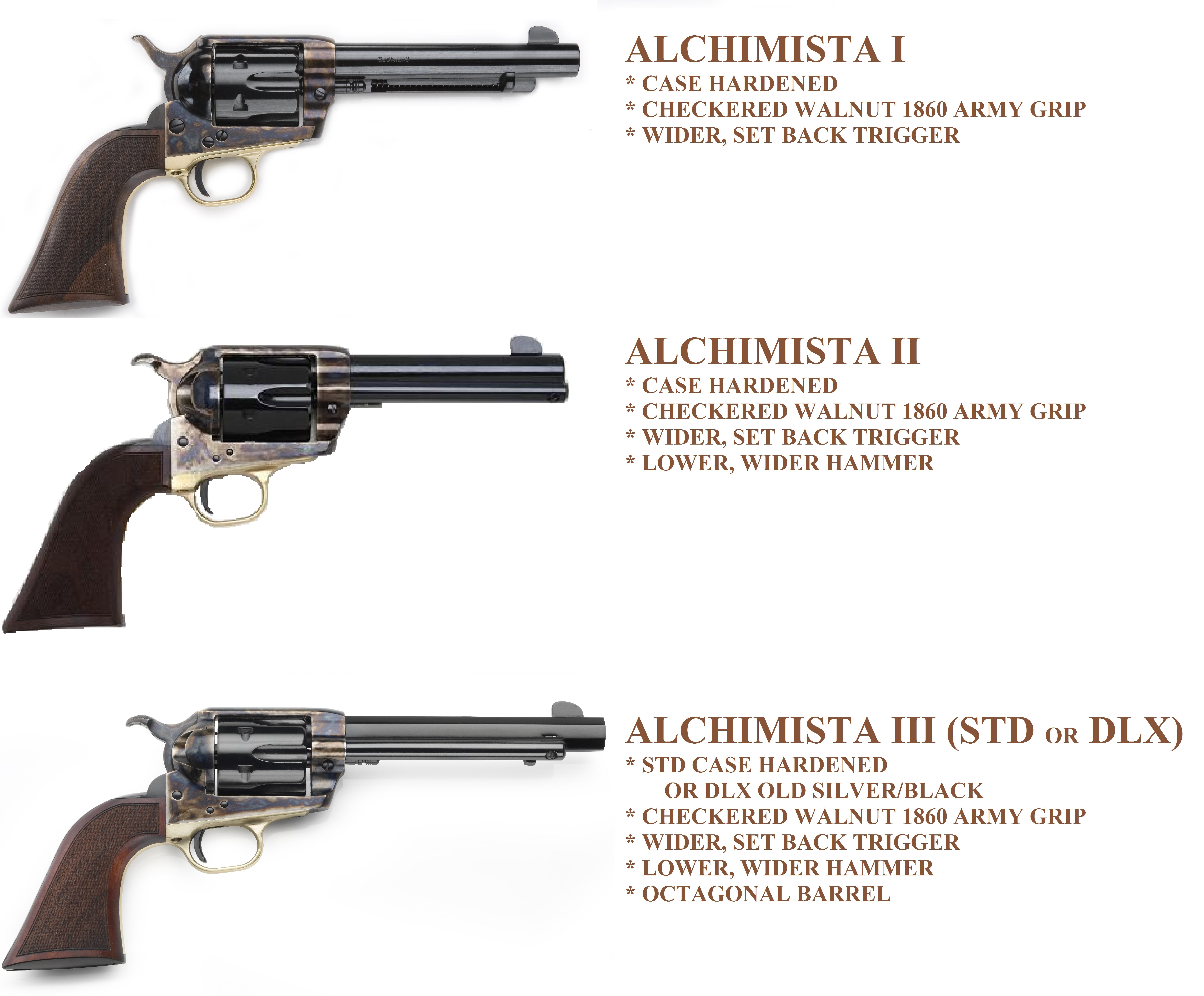 """""""Alchimista"""" I, II, III - EMF Company"""