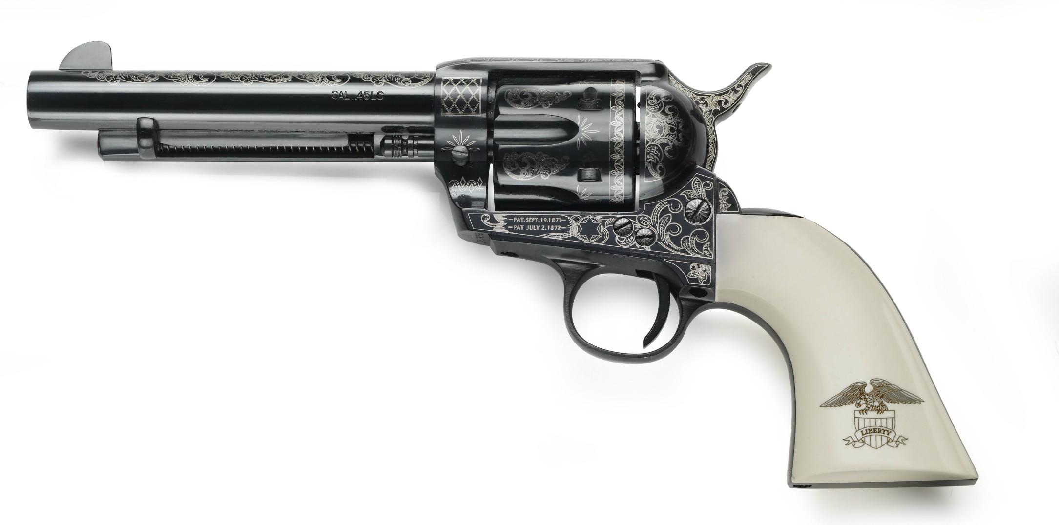 Western Revolver Gun Western Revolver Gun |...