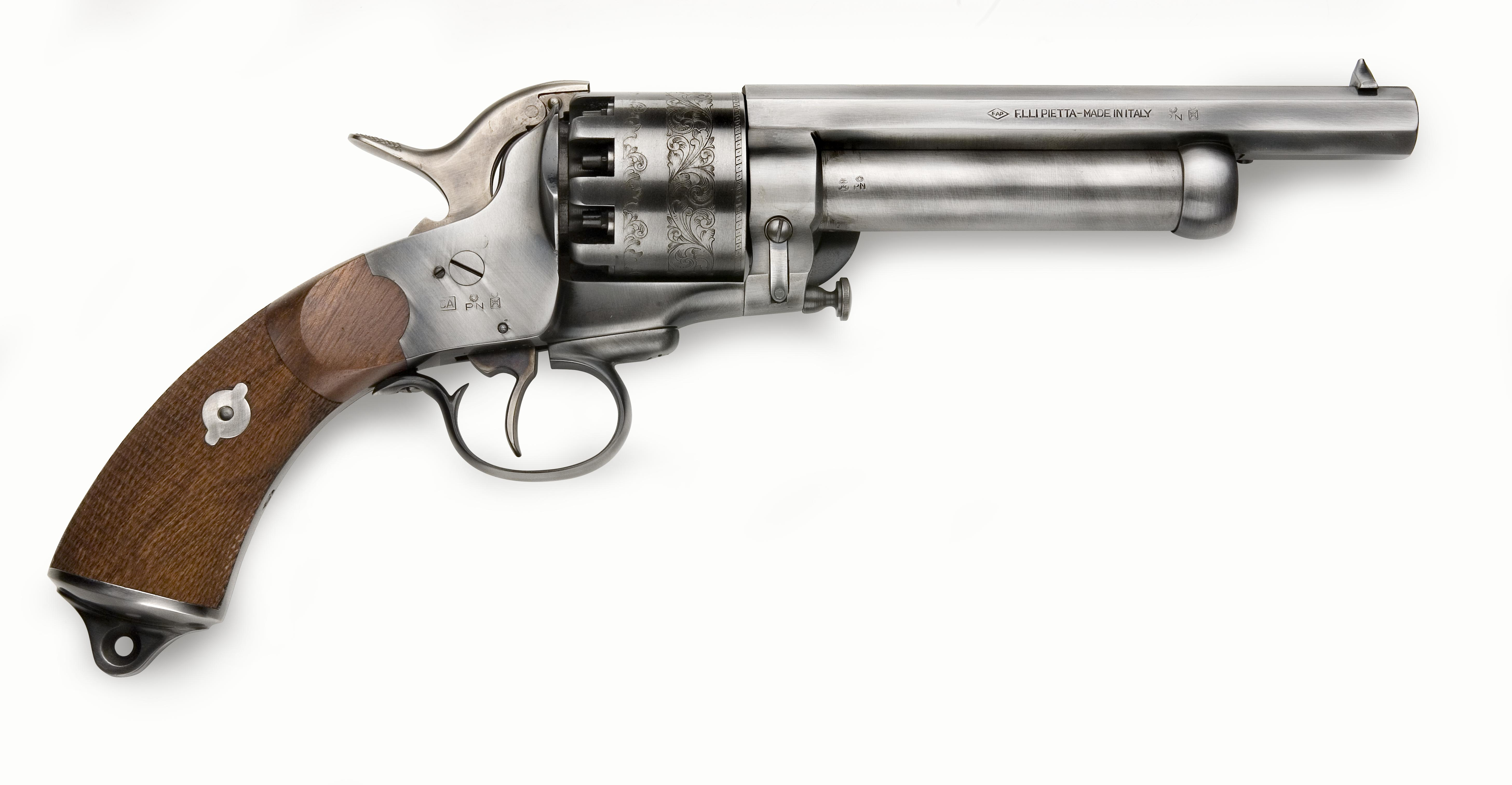 """LEMAT ARMY """"OLD WEST"""" .44 6 3/4"""""""
