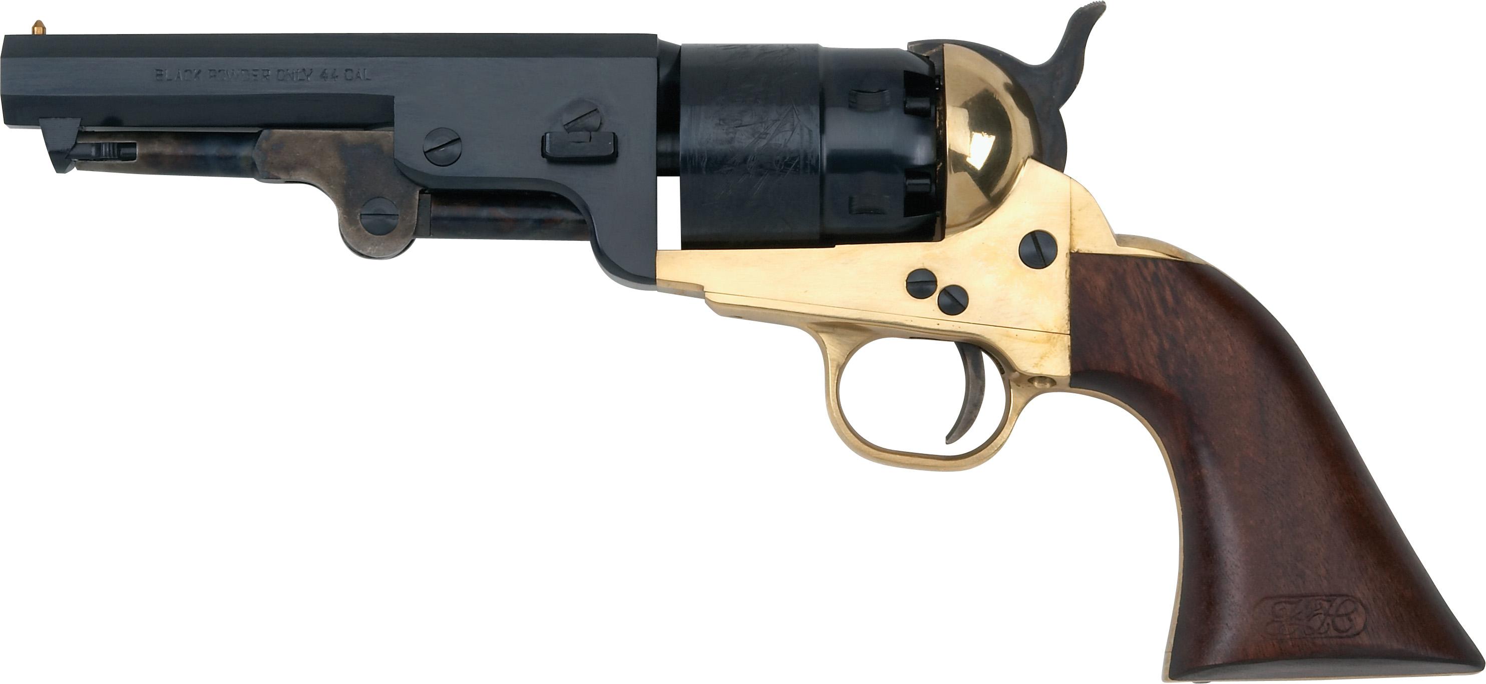 1851 Hartford Brass Sheriff  44 5 1/2