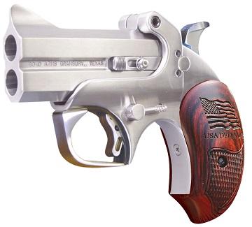 usa defender w holster 45 410 3 bond arms